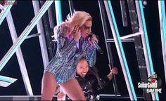 Lady Gaga Super Bowl Halftime Show 2017 - Lady Gaga Opening Superbowl 2017 Halftime Show
