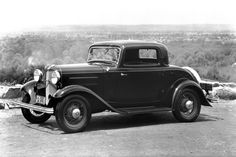 100 Most Beautiful Cars of All Time: 1932 Ford Three Window Coupe