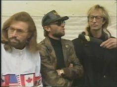 Barry, Maurice and Robin