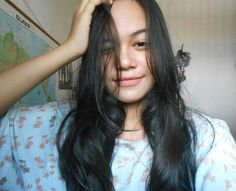 morniiiiing xxx  #Avisheena #me #morning #model #wink #girl #pinterest #face #blackhair #smile #wakeup #hello #world