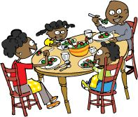 Be proactive in developing healthy eating habits in your children