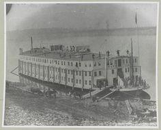 Hospital ship, Nashville