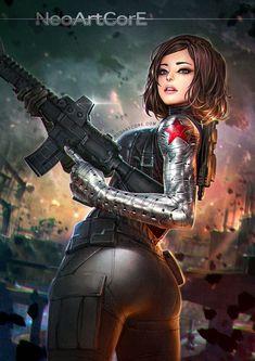 El universo de Marvel da un giro para mostrar el poder femenino de sus…