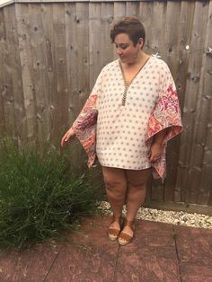 Mrs BeBe Blog: Style: Plus Size Summer Style with Gemma Collins.