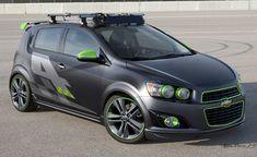 2015 chevy sonic turbo | 2013-SEMA-Chevrolet-All-Activity-Sonic-015.jpg