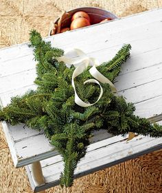 4 Crafts for Extra Christmas Tree Branches | Don't waste those extra branches—try these easy projects instead.