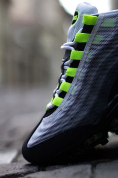 "Nike Air Max 95 Premium Tape QS ""Neon"""
