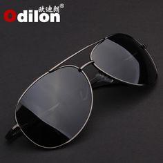 The new polarized sunglasses glasses men women sunglasses big box toad tide star driver driving strong anti-glare-$6