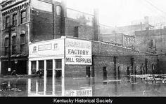 Flood of 1937, Kentucky.