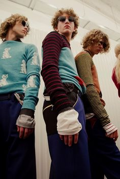 Prada SS16 Menswear Womenswear show Milan Spring Summer