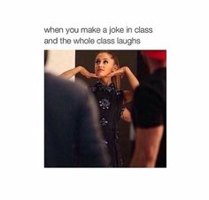 """""""Strike a pose there's nothinnnnn to it"""" — arianagrande Funny Cute, The Funny, Hilarious, Camilla, Funny Pins, Funny Stuff, Strike A Pose, Funny Relatable Memes, Laugh Out Loud"""