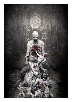 A God That Wants To Die II – The Cannibalistic Symposium,  Seth Siro Anton (Septic Flesh Band)