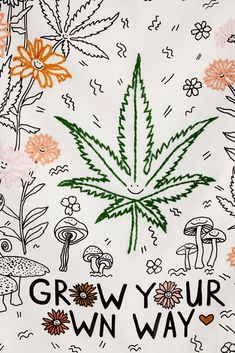 Check out Grow Your Own Way Tapestry from Urban Outfitters Cute Wallpaper Backgrounds, Cute Wallpapers, Wallpaper Quotes, Iphone Wallpaper, Screen Wallpaper, Hippie Wallpaper, Hippy Room, Hippy Life, Humming Bird Feeders