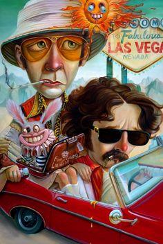 Leslie Ditto - Fear & Loathing in Las Vegas