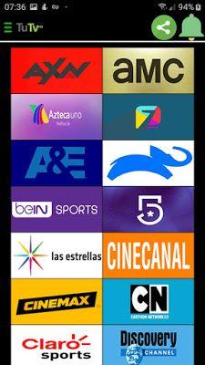 تحميل تطبيق Tutv Hd لمشاهدة القنوات العالمية و الافلام مجانا على هاتفك الاندرويد