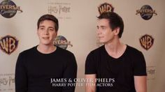 WATCH / #SLCC15 guests James & Oliver Phelps were part of A Celebration of #HarryPotter in 2015. Take a look!
