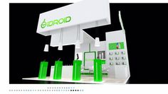 iDroid USA Super Mobility booth