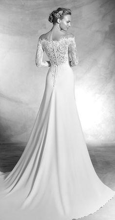 Wedding Dress Pronovias 2016 Atelier VASILY_C