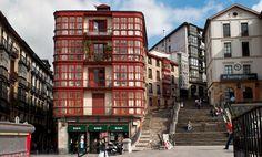Old Town - Bilbao, Spain