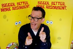 Totally Cool People Born in 1962: Tom Kenny