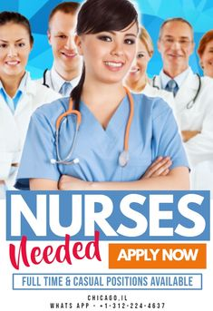 Hello, We are hiring certified Nurses for our job openings with top hospitals based across USA. *Candidate must have valid ANCC Certification and authorization to work in United states with or without sponsorship. Whats App Top Hospitals, Certified Nurse, Work Visa, We Are Hiring, Job Opening, Nurses, United States, How To Apply, Positivity