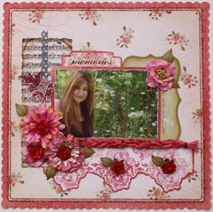 Memories **My Creative Scrapbook** - Scrapbook.com MME
