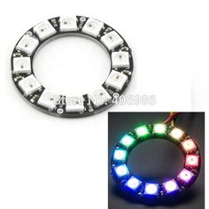 Hearty 1pcs Ws2812 Led 5050 Rgb 8x8 64 Led Matrix Ideal Gift For All Occasions Diodes Electronic Components & Supplies