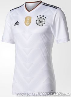 Germany 2017-18 adidas home kit