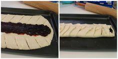 You Need To Make This Lemon Cheesecake Braid - Willow Bird Baking