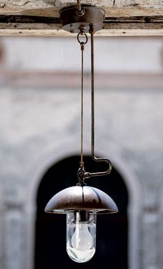 LOVE vintage lighting...Aldo Bernardo Foresteria-7806-082706C #interiordesign