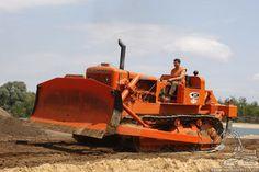 Allis Chalmers HD21 buldozer