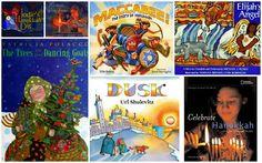 Recommended Hanukkah books for younger children. (Chanukah)
