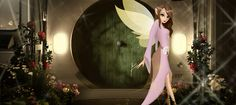 My new outfit to celebrate the launch of our new Hobbit inspired safety video 'An Unexpected Briefing'! Watch here: http://youtu.be/cBlRbrB_Gnc #AirNZFairy #TheHobbit