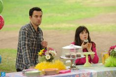 """""""New Girl"""" has new episodes and a new poster for Check out the poster and some odd photos. 13th Birthday, Girl Birthday, Birthday Video, Girl Pictures, Girl Photos, Girl Pics, New Girl Season 3, New Girl Photo, New Girl Episodes"""