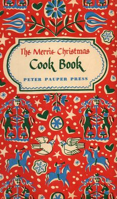 Letterology: Holiday Cookbookery