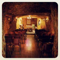 Underground Church #CooberPedy #Travels