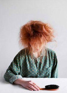 Photographie. Maia Flore. Dompter sa touffe. #secoiffer #cheveux http://www.maiaflore.com/