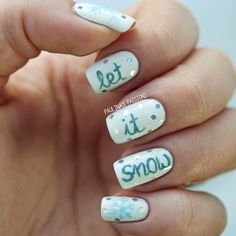 Snow+Nails | Let It Snow – Winter Nails