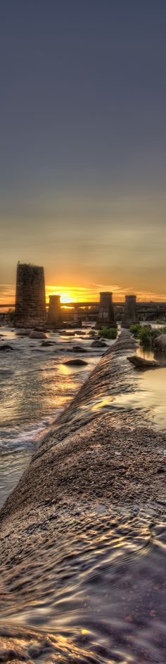 James River, Richmond VA beautiful