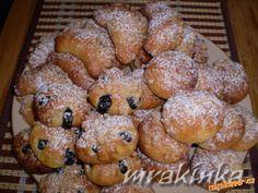 sváteční koláčky
