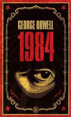 1984, de George Orwell. | 15 Libros que predijeron el futuro