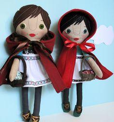 mmmcrafts: meet Little Red