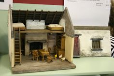 Lilyelf miniatures: 1:24th scale....