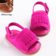 Stylish Leather baby Outdoor Shoes