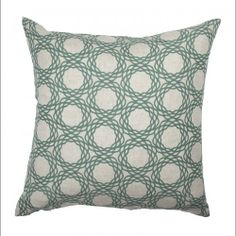 COCOCOZY: Oxford Pillow Cover Linen Pillow Cover