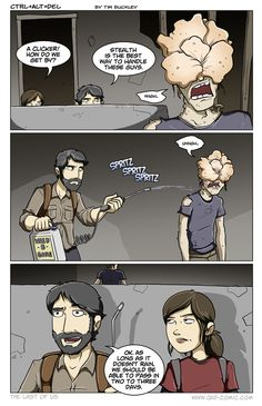 funny the last of us