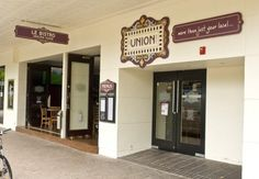 Union Hotel Pub Sign System