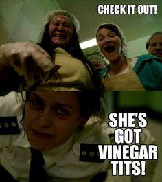 Vinegar Tits