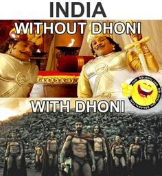 Do you like Indian cricket team with Dhoni or Without Dhoni ? Comment your view..