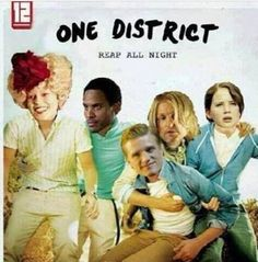 One district, reap all night